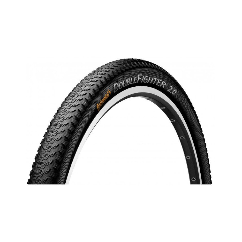 Велосипедна гума външна 29x2,0(50-622) Continental DOUBLE FIGHTER 2.0