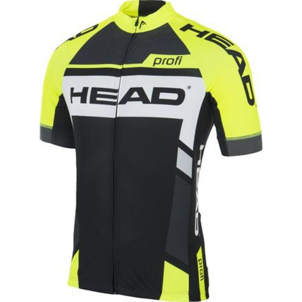 Вело тениска HEAD Profi  Men Jersey