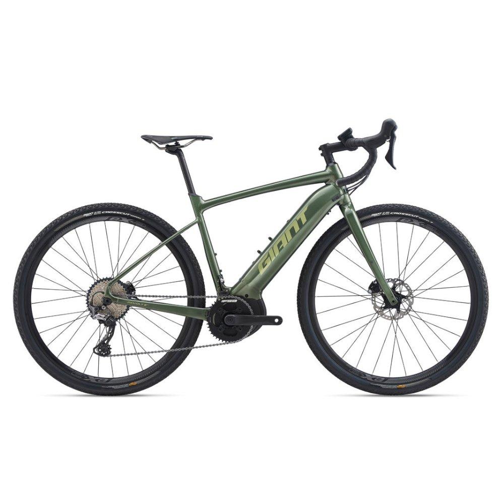 Велосипед GIANT REVOLT E+ PRO