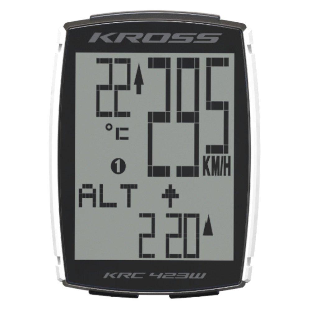 Компютър за велосипед Kross KRC 423W