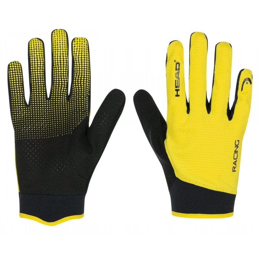 Ръкавици HEAD Man 9600 - black/yellow