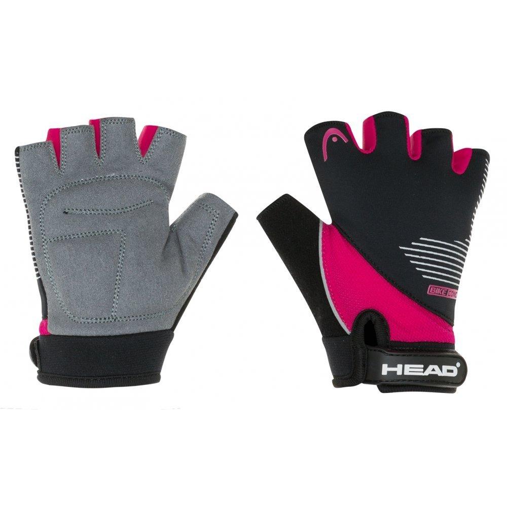 Ръкавици HEAD Kid 7045 - black/pink