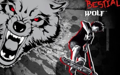 Екстремни тротинетки Bestial Wolf