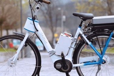 Умна система за велосипеди